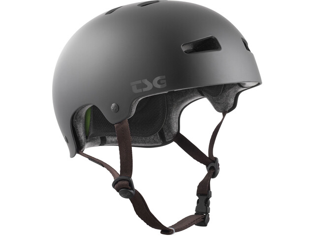 TSG Kraken Solid Color - Casco de bicicleta - negro